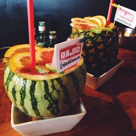 Try famous Fruit Punch at Rajio Japaness Public House - Bucket List Ideas