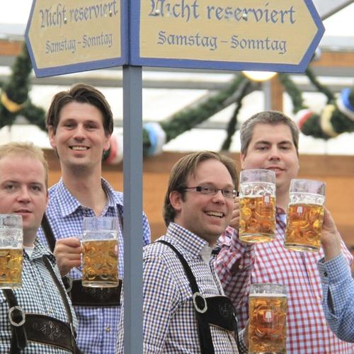 Oktoberfest - Bucket List Ideas