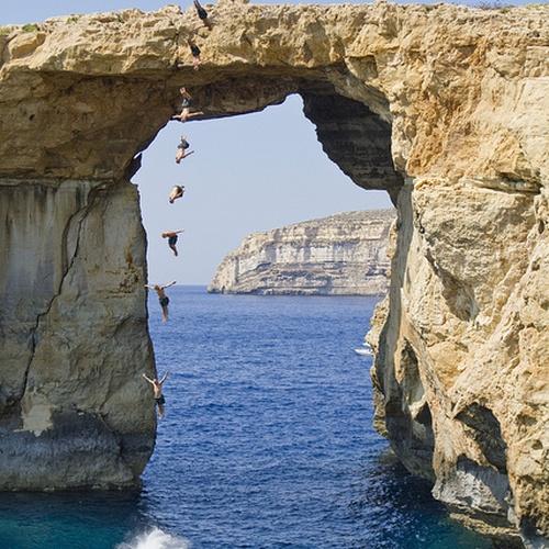 Cliff Diving - Bucket List Ideas