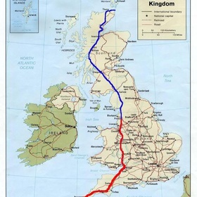 Cycle from lands end to john o groats - Bucket List Ideas