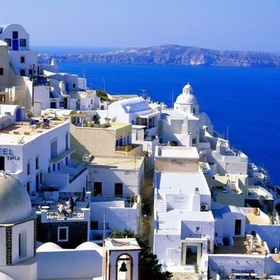 Stay in the Antonio Suites in Imerovigli, Santorini - Bucket List Ideas