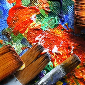 Complete a 365 Day Art Challenge - Bucket List Ideas