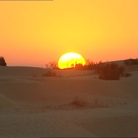 Experience a sunrise in the desert - Bucket List Ideas