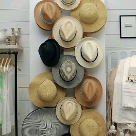 Having a collection of hats - Bucket List Ideas