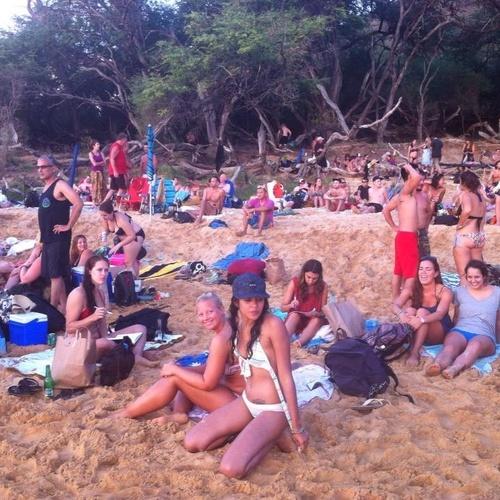 Go to a nude beach - Bucket List Ideas