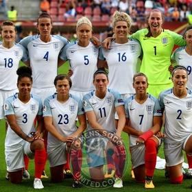 Go to an England Women's Football game - Bucket List Ideas