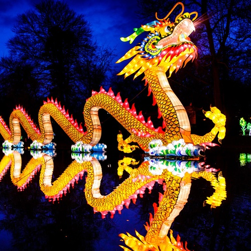 Go to A Light or Latern Festival - Bucket List Ideas