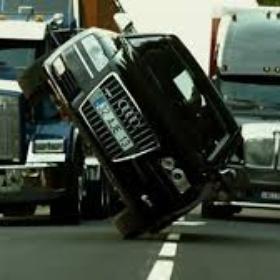 Learn to master stunt driving - Bucket List Ideas