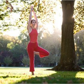 Do yoga in the park - Bucket List Ideas
