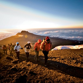 Hike the Kilimanjaro - Bucket List Ideas