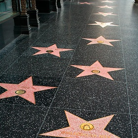 Visit hollywood boulevard and the walk of fame - Bucket List Ideas