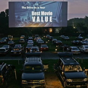 Go to a drive-in movie theater - Bucket List Ideas