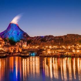 Visit Tokyo Disneysea - Bucket List Ideas