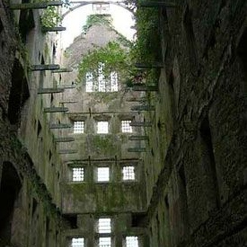 Visit the ruins of Bodmin Jail ~England - Bucket List Ideas