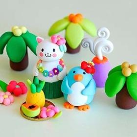 Craft: Try Polymer Clay - Bucket List Ideas