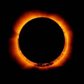 Experience complete darkness of a total eclipse - Bucket List Ideas