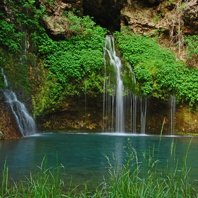 Visit Natural Falls State Park in Oklahoma - Bucket List Ideas
