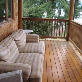 Ein Sofa auf der Veranda haben...aber erstmal muss die Veranda wieder her - Bucket List Ideas
