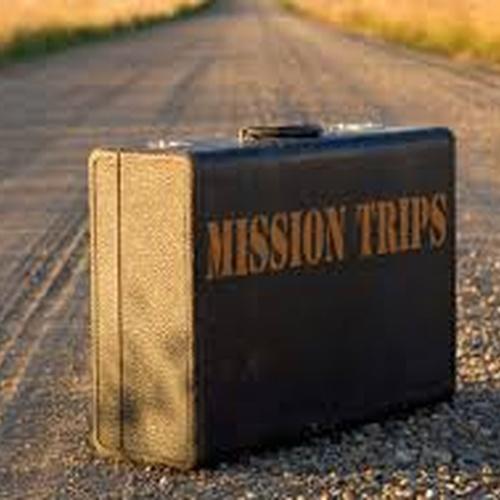 Go on a mission trip - Bucket List Ideas