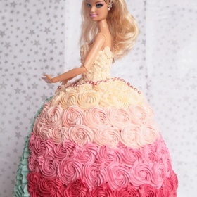 Make a Doll Cake - Bucket List Ideas