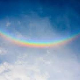 See an Upside Down Rainbow - Bucket List Ideas