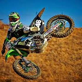 Ride a motorcross bike - Bucket List Ideas