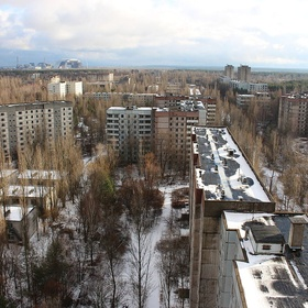 Visit the chernobyl exclusion zone - Bucket List Ideas