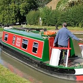 Holiday - barge on the Norfolk broads (transportation) - Bucket List Ideas