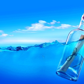 Send A Message In A Bottle - Bucket List Ideas