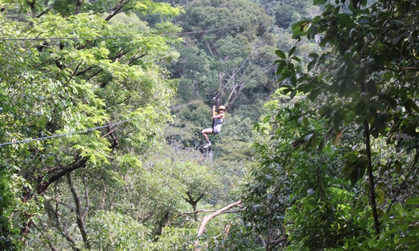 Zip line - Bucket List Ideas