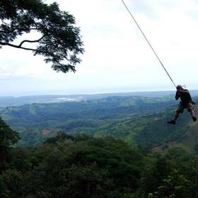 Zipline and Tarzan Swing in Costa Rica - Bucket List Ideas