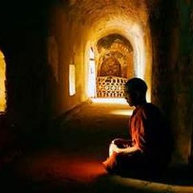 Meditate with monks - Bucket List Ideas