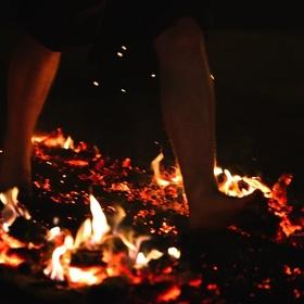 Do a firewalk - Bucket List Ideas