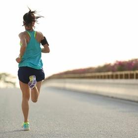 Go running on a regular basis - Bucket List Ideas
