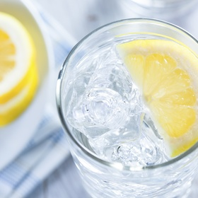 Drink lemon water everyday for a month - Bucket List Ideas