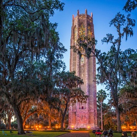Visit Bok Tower Gardens in Florida - Bucket List Ideas