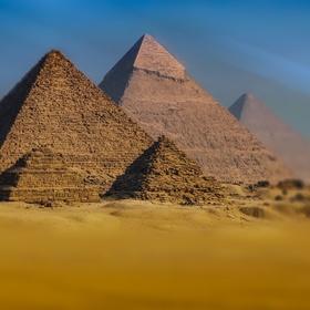 De piramides van Gizeh bezoeken - Bucket List Ideas