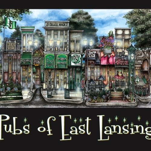 """Have a Drink in all of the """"Pubs of East Lansing"""" - Bucket List Ideas"""
