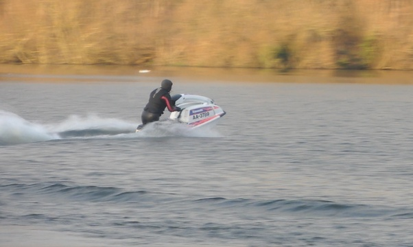 Ride a jetski - Bucket List Ideas
