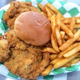 Eat an Iconic State Food - Indiana (Breaded Pork Tenderloin Sandwich) - Bucket List Ideas