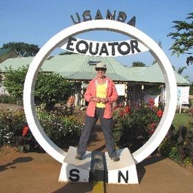 Stand on an equator - Bucket List Ideas