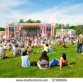 Go to an open air concert and take a picnic - Bucket List Ideas