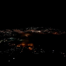 Watch A City From A Mountain Top At Night - Bucket List Ideas
