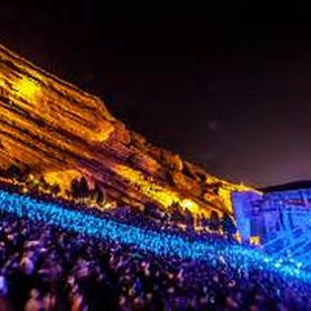 See a concert in the red rocks amphitheatre - Bucket List Ideas