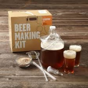 Brew my own beer - Bucket List Ideas