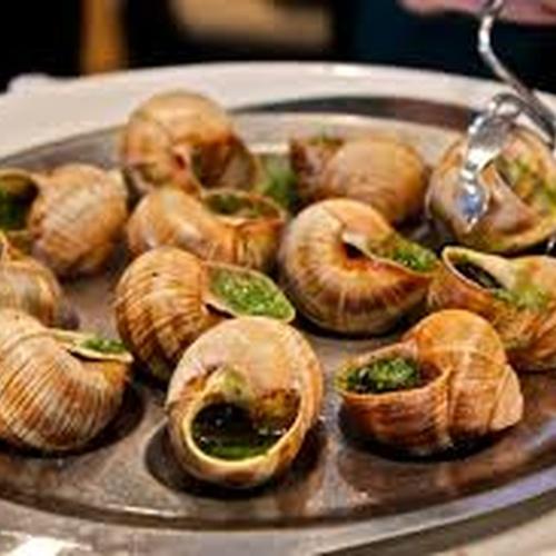 Try Escargot (snails) - Bucket List Ideas