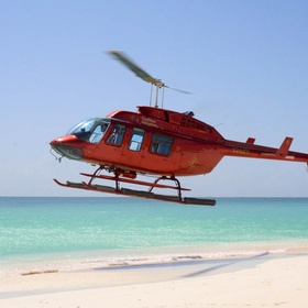 Go on Helicopter Ride - Bucket List Ideas