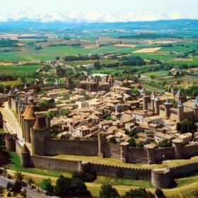 Visit carcassonne - Bucket List Ideas