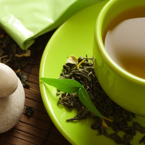 Drinking white tea - Bucket List Ideas