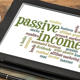 Have a Passive Income - Bucket List Ideas
